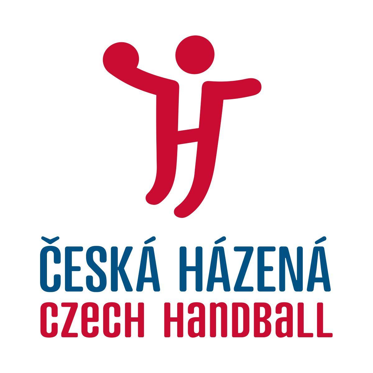 Logo soutěže Česká házená - Czech Handball