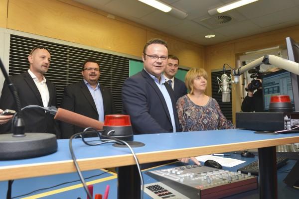 Český rozhlas přidal regionální stanici v Liberci