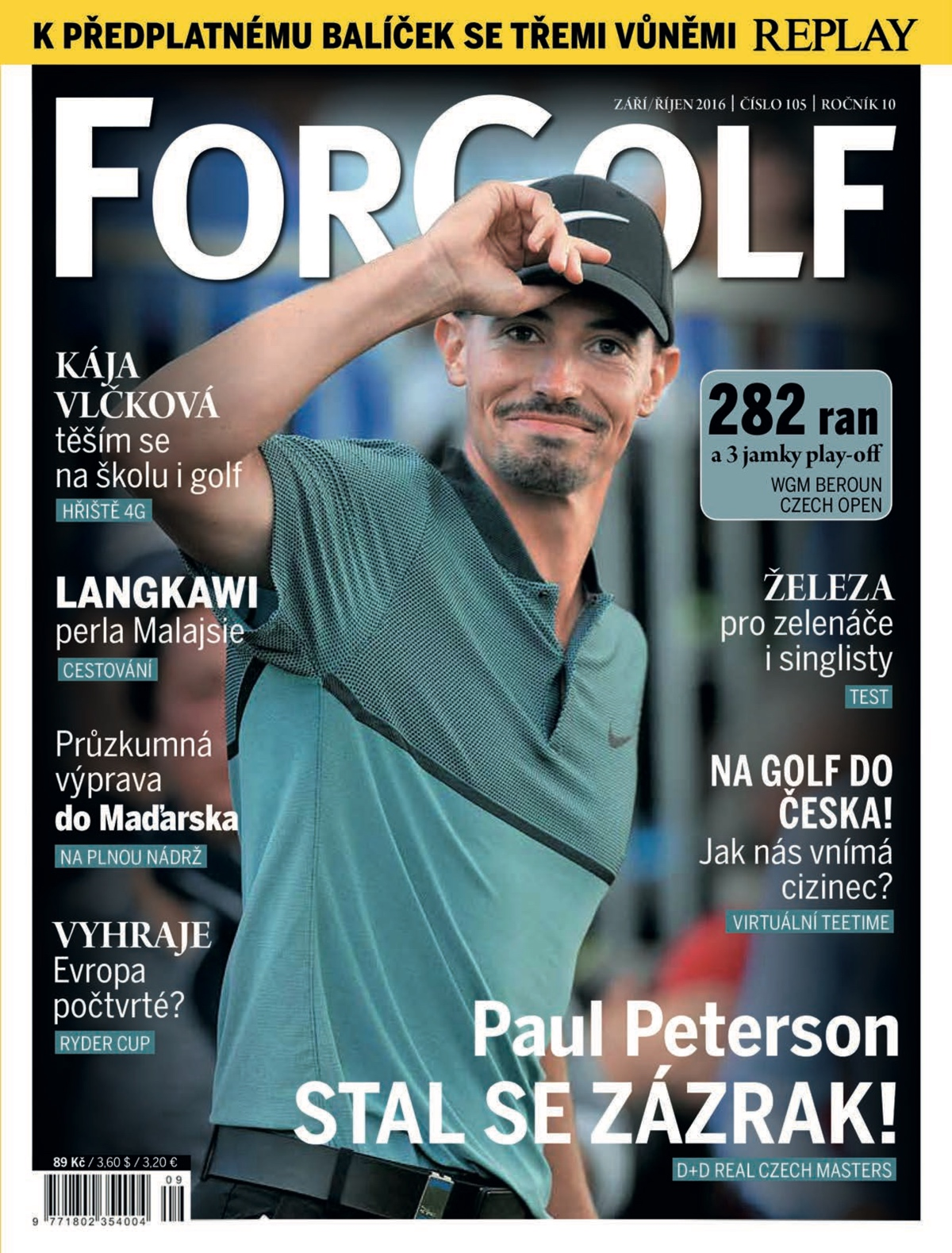 Časopis ForGolf
