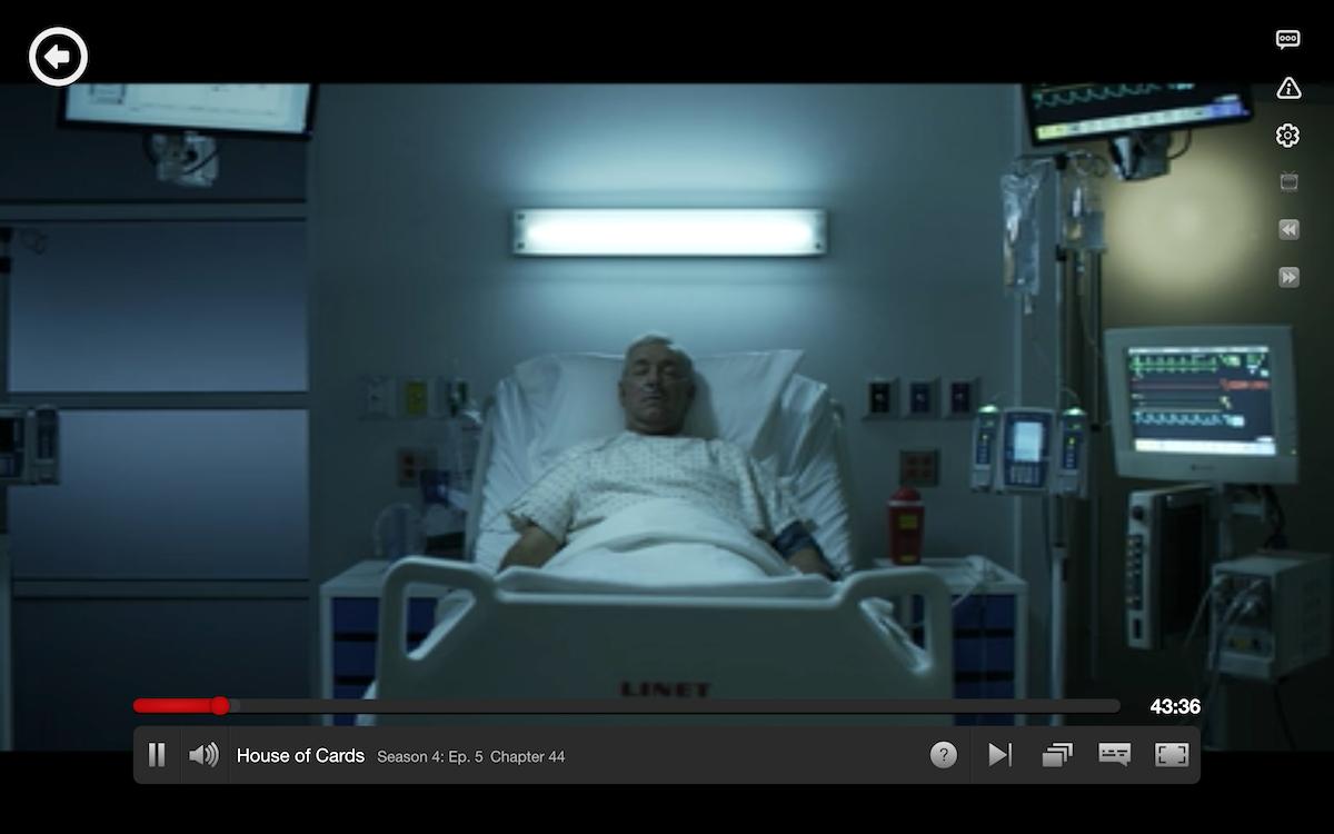 Po světě se Linet nedávno ukázal prostřednictvím product placementu v seriálu Netflixu House of Cards s Kevinem Spaceym v hlavní roli