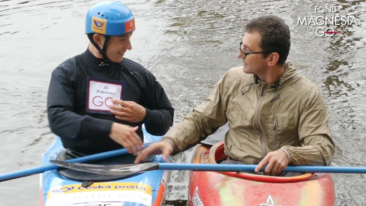 Loni se soutěže zúčastnil letošní kajakář Jiří Prskavec, medailista z letošní Olympiády v Riu