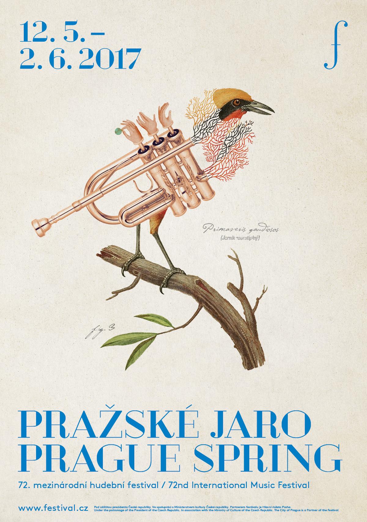 Pražské jaro: plakát