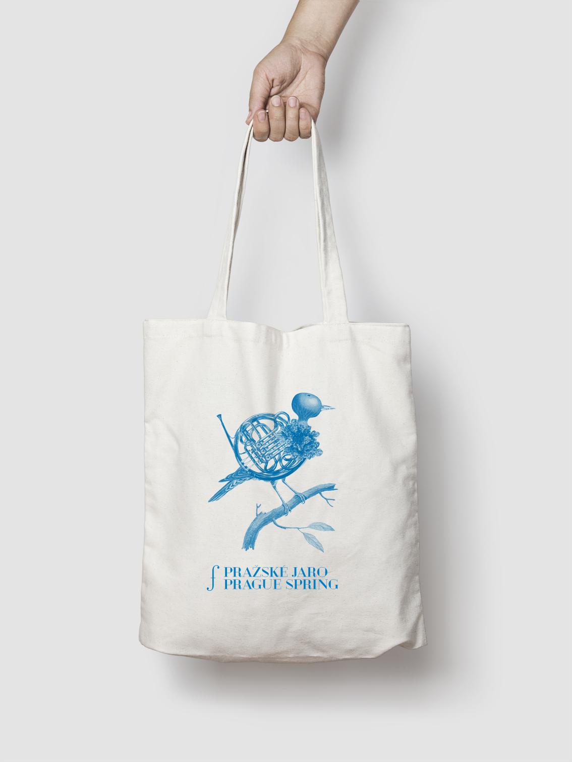 Pražské jaro: taška