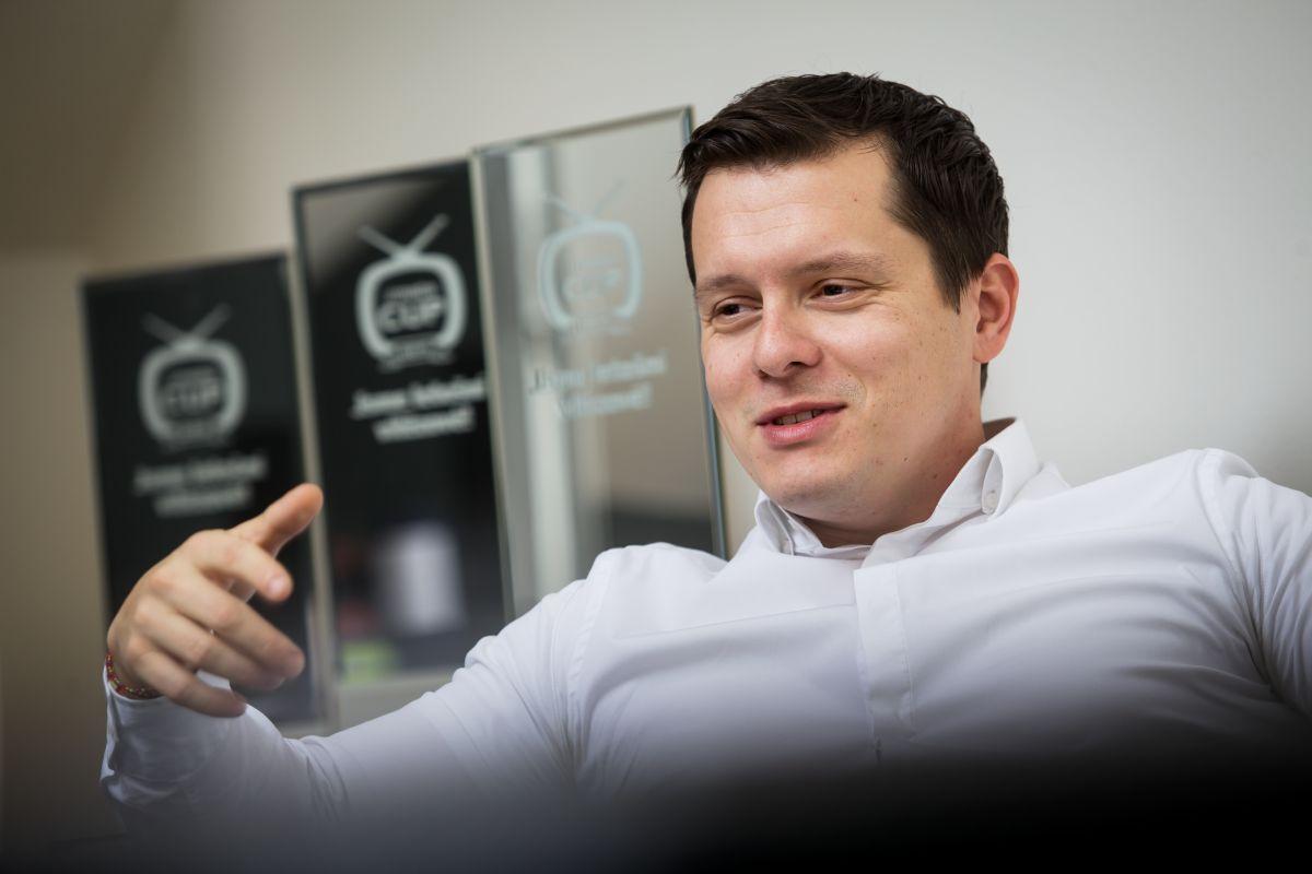 Jan Vidím mladší. Foto: Tomáš Železný