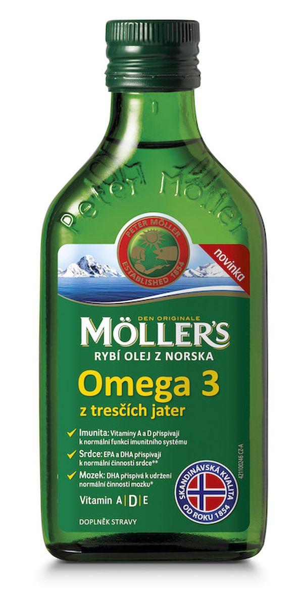 Rybí olej Möller's