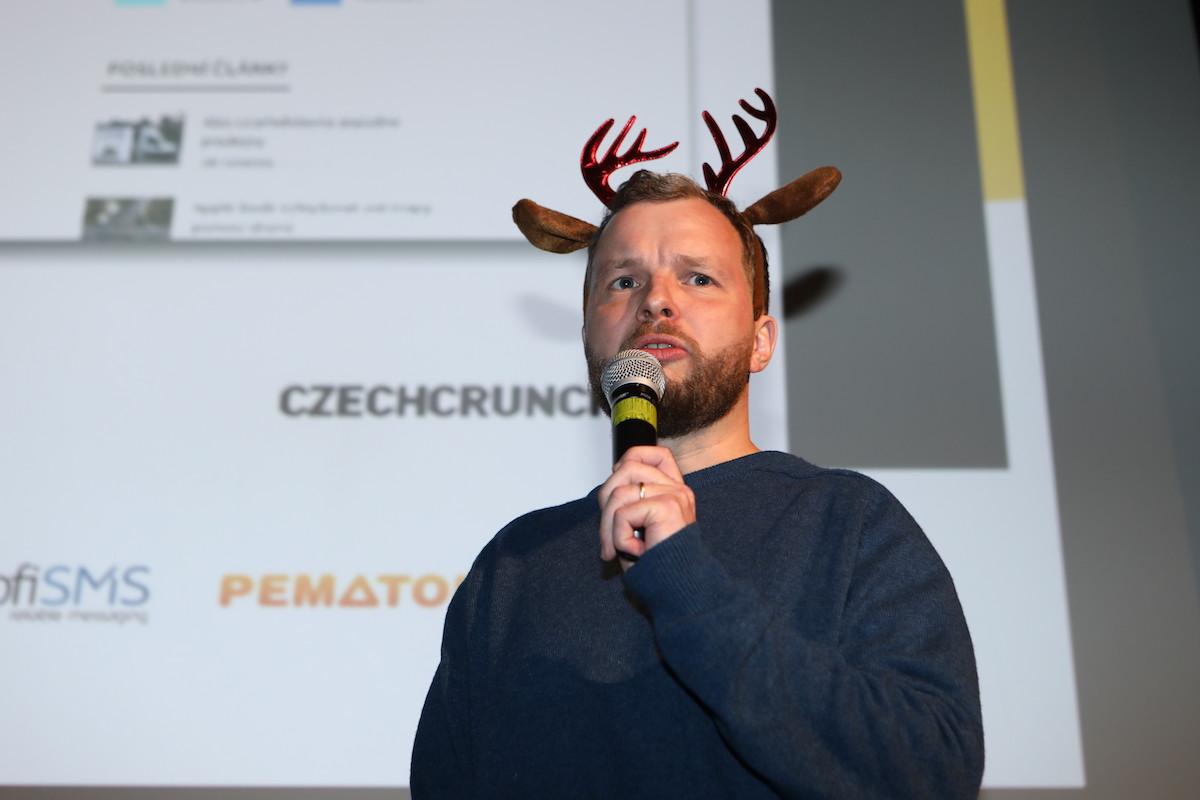 Novinky komentoval Marek Prchal s parohy