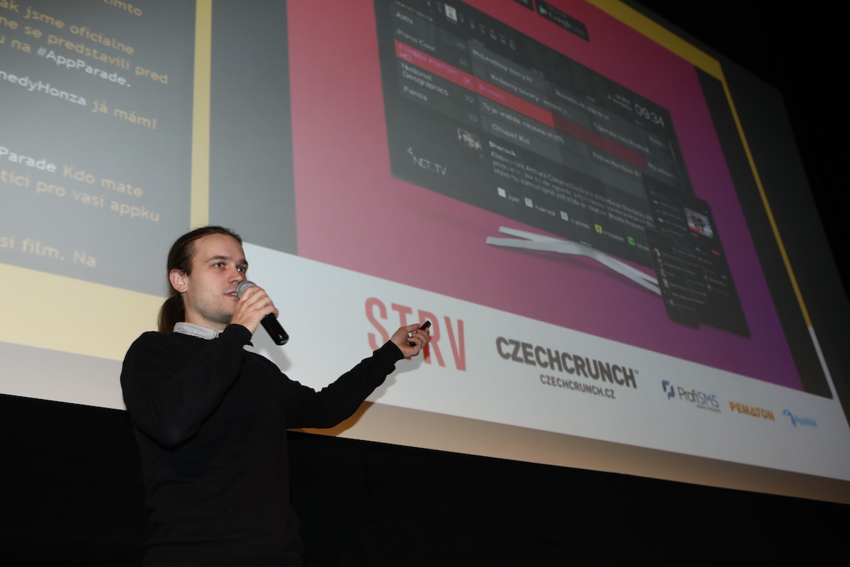 Vladislav Skoumal uvedl 4net.tv