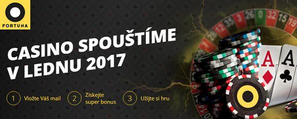 Fortuna už svou reklamní kampaň zahájila