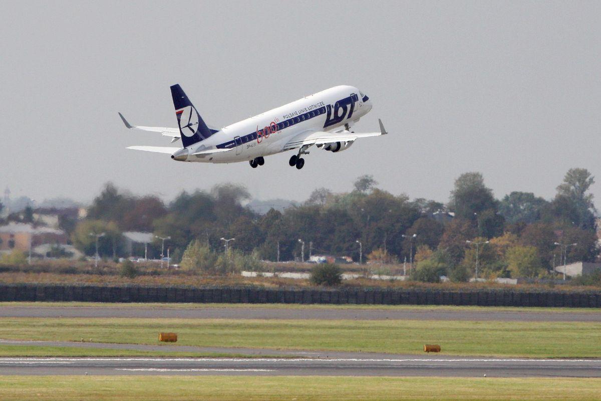 Polské aerolinie Lot. Ilustrační foto: Profimedia