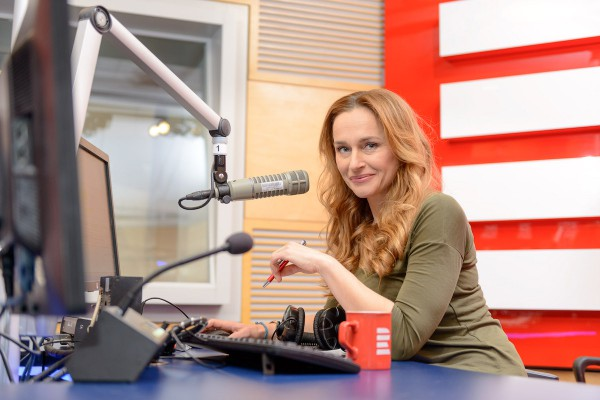 Výborná dostane na Radiožurnálu svůj pořad