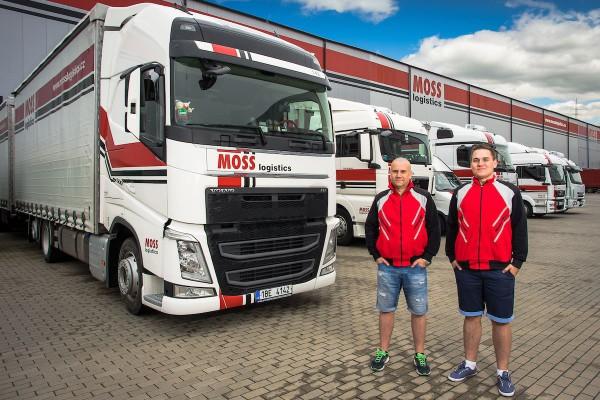 Nábor pro Moss Logistics zajistí Better Marketing