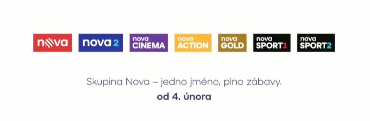 Kanály Novy v novém se představí 4. února 2017. Repro: tn.cz