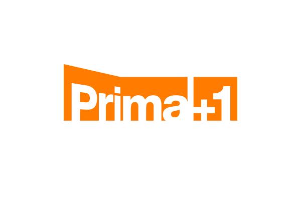 Logo nového kanálu Prima +1