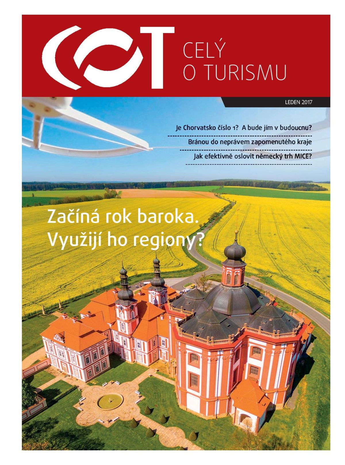 Nová podoba časopisu COT