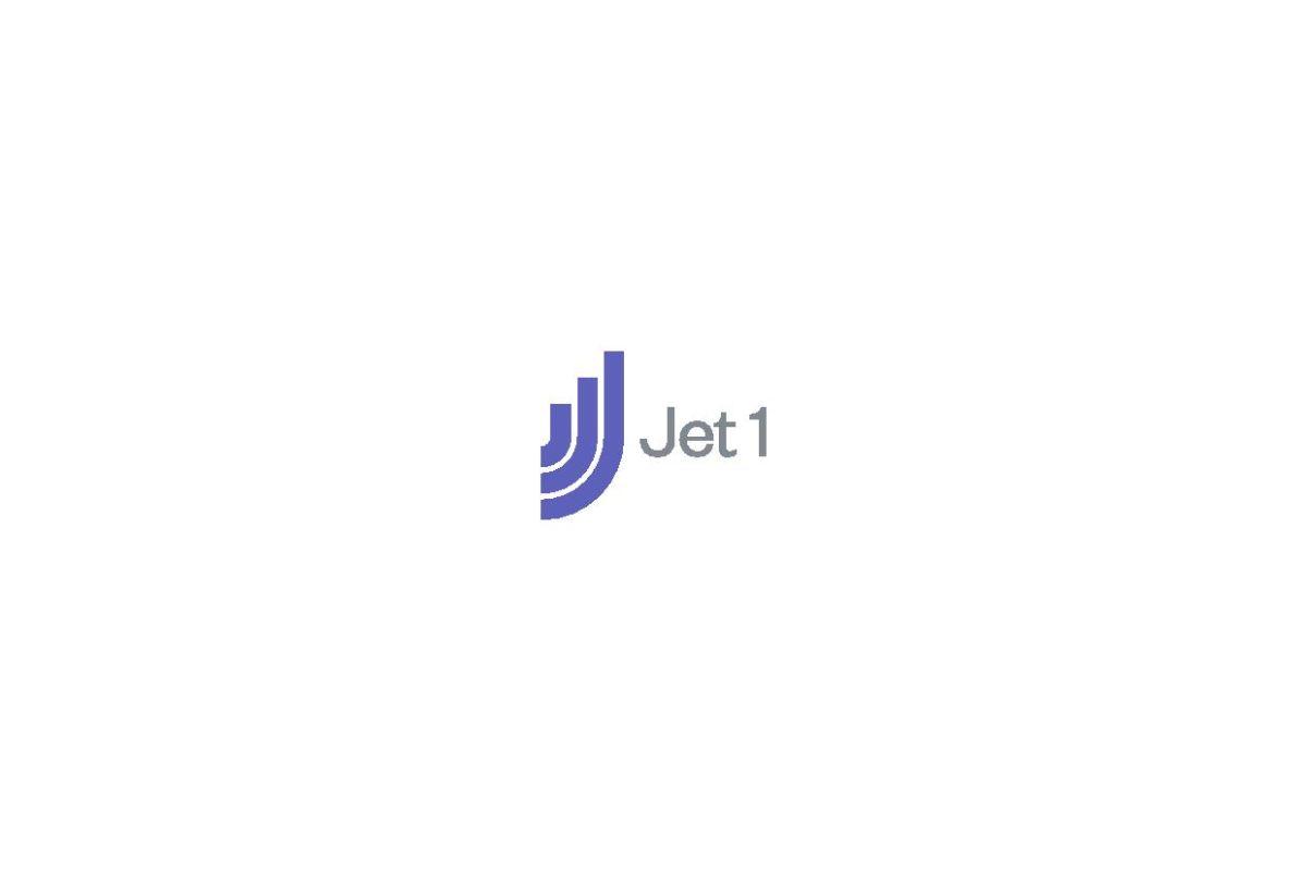 Aplikace nového loga pro fond Jet 1