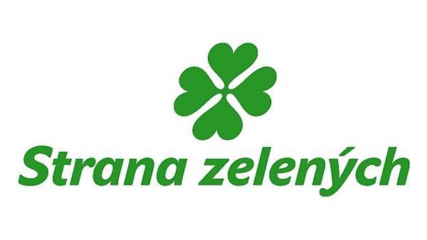 Původní logo Strany zelených