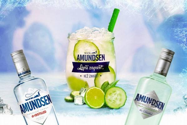 Digitál vodky Amundsen získal Outbreak