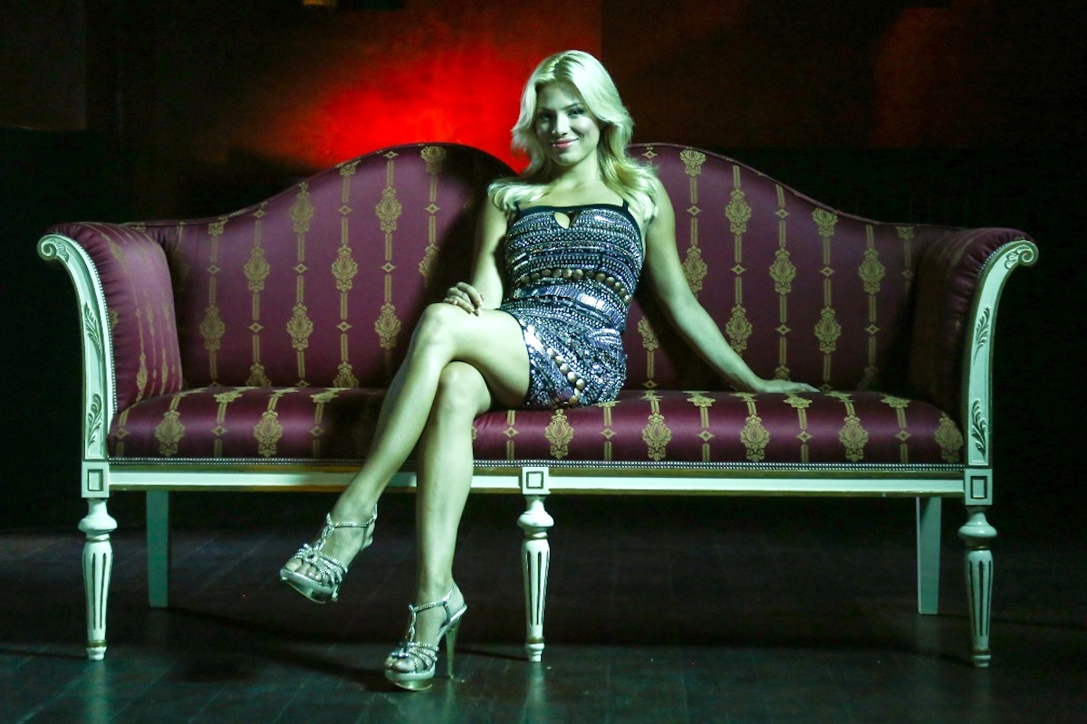 Eva Perkausová. Foto: TV Prima