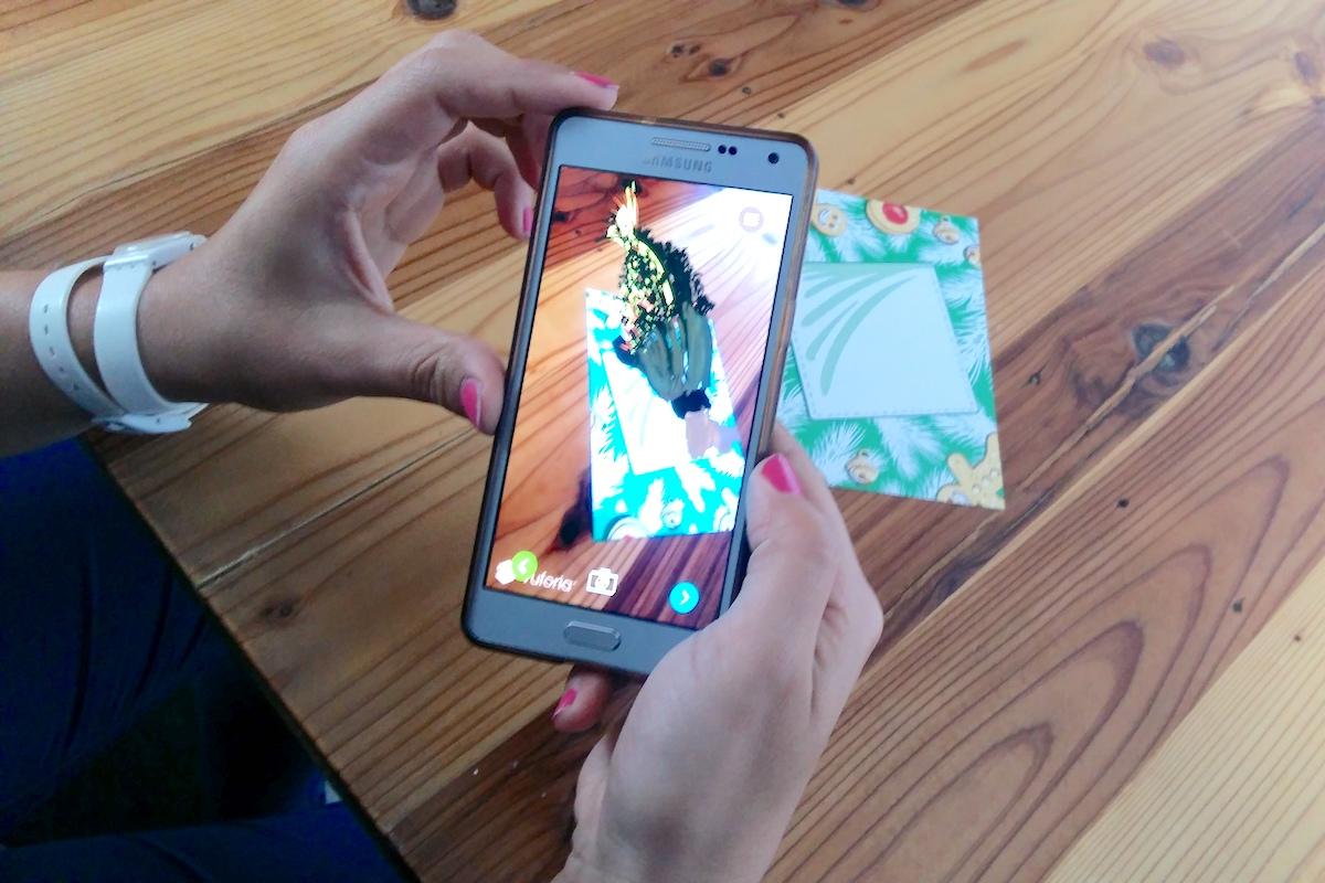 Mobilní aplikace Holohled