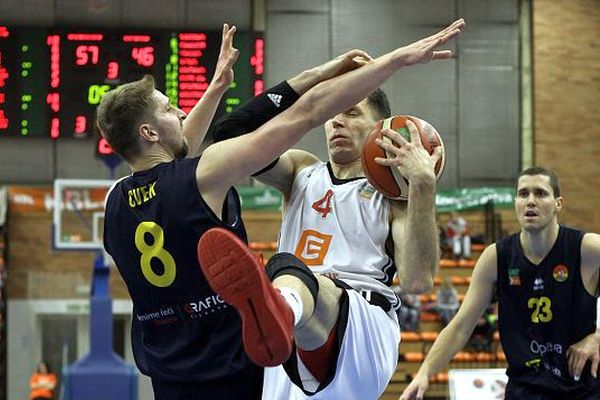 AMI Digital dělá pro ČEZ Basketball Nymburk