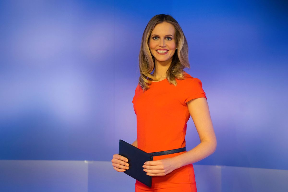 Michaela Šmídová. Foto: TV Nova