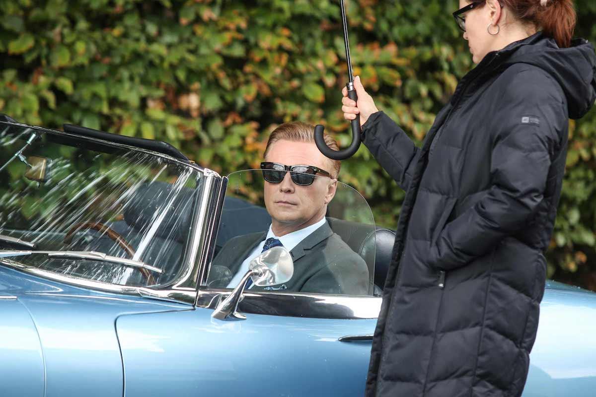 Michal Dlouhý jako kapitán Exner. Foto: TV Prima
