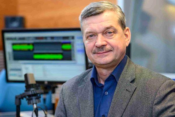 Miroslav Dittrich. Foto: Khalil Baalbaki, Český rozhlas
