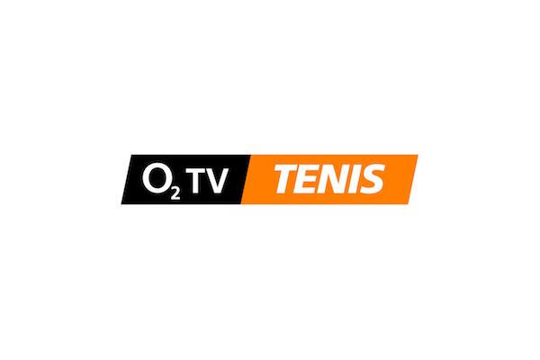 Logo nové stanice O2 TV Tenis