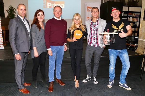 Na Slovensku zahájila Prima Plus, i v terestrice
