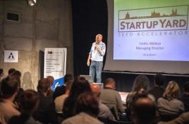 EMD Consultants pro akcelerátor StartupYard