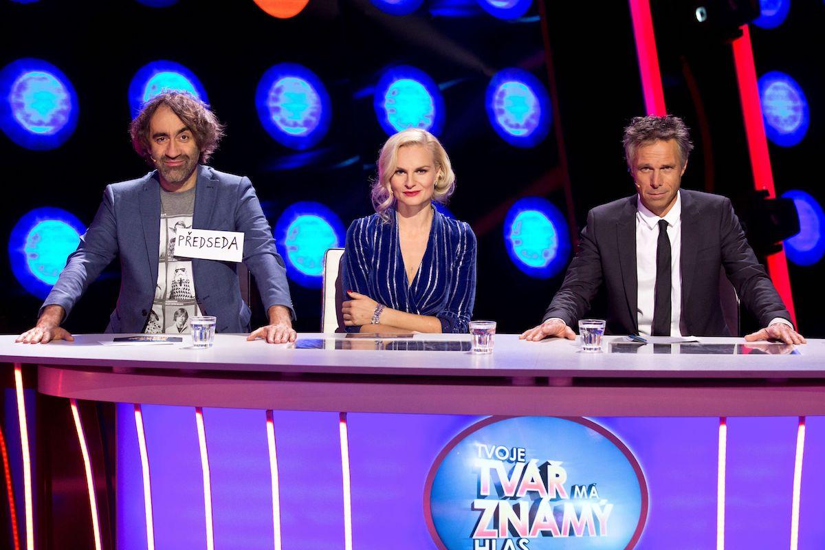 Neděle budou patřit třetí řadě populární show Tvoje tvář má známý hlas. Foto: TV Nova