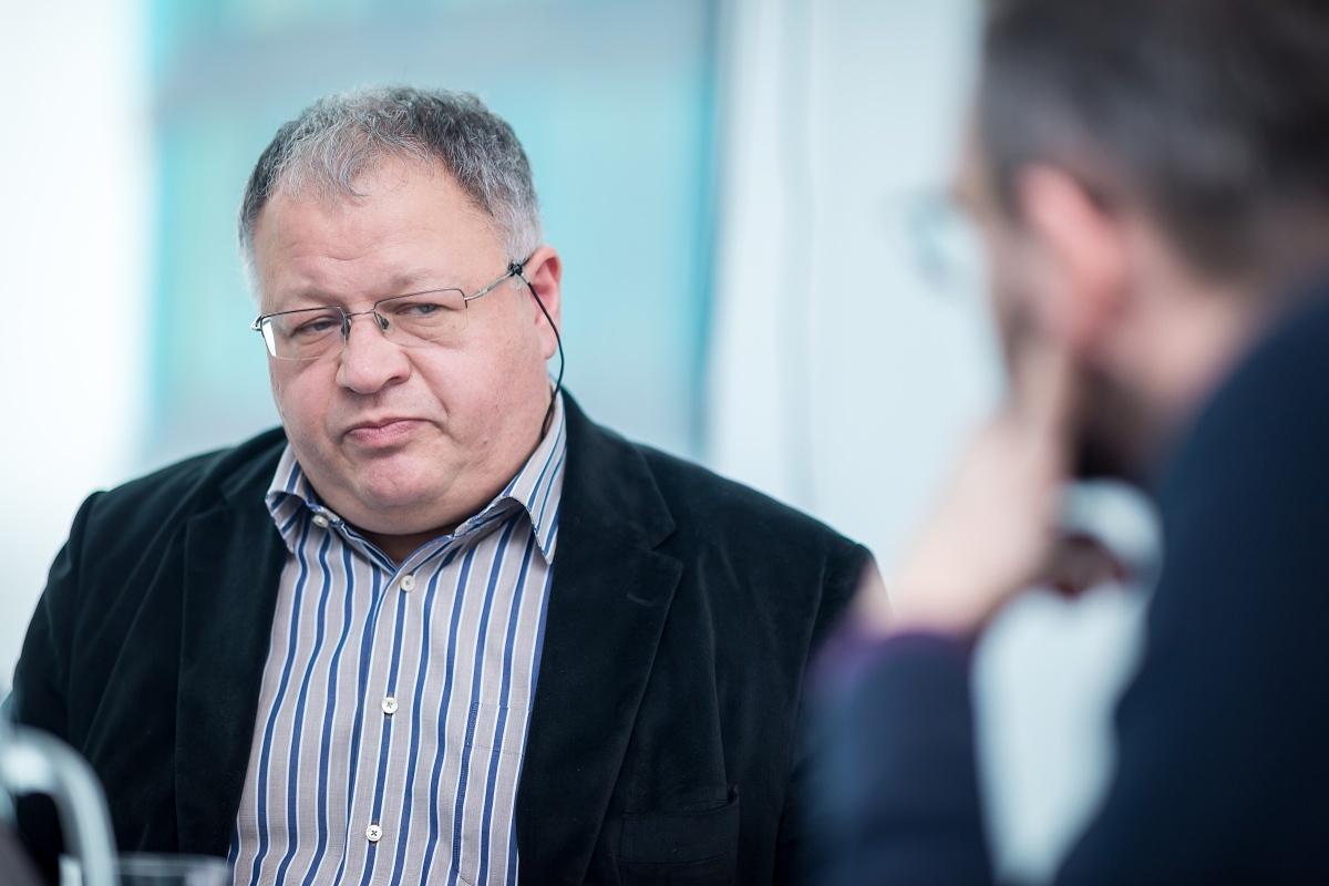 Michal Klíma. Foto: Vojta Herout