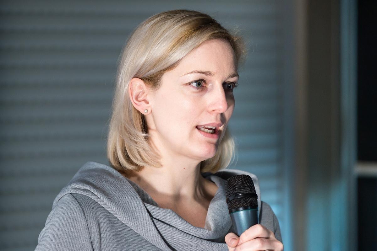 Jaroslava Musilová. Foto: Vojta Herout