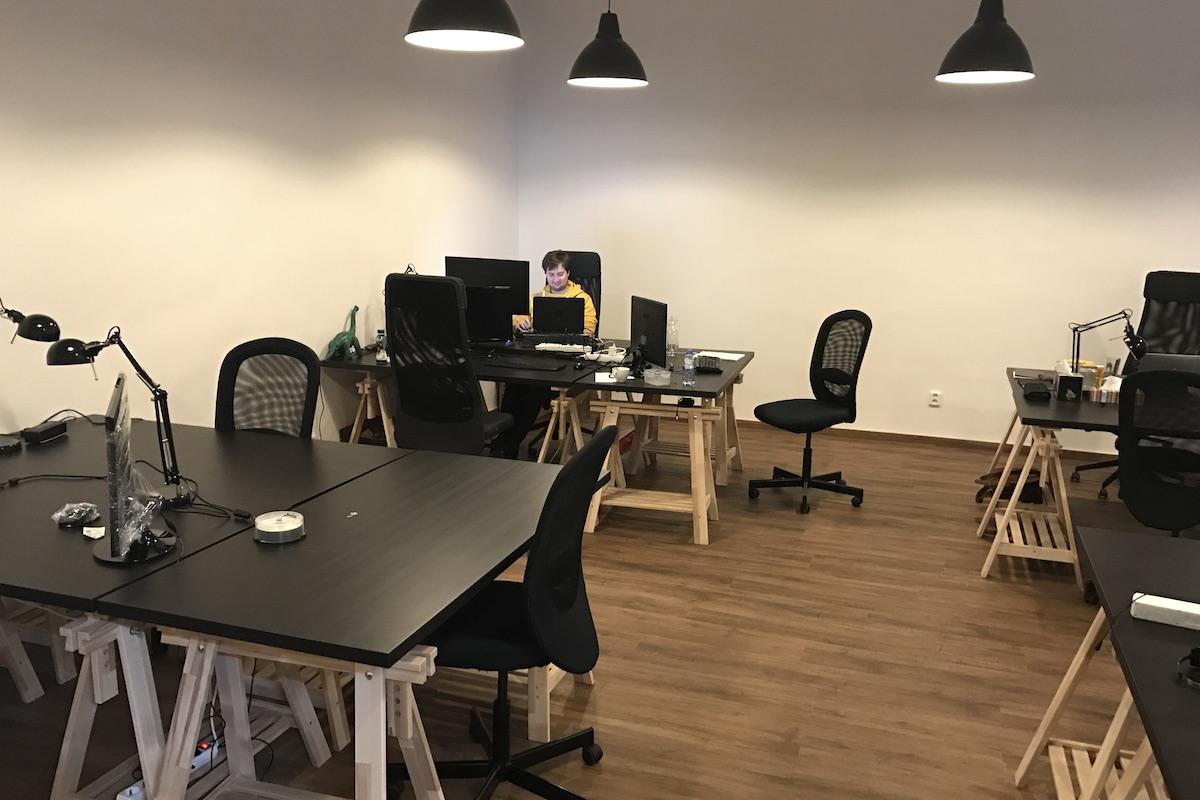 Nové prostory Business Factory v Lidické 6 na pražském Andělu