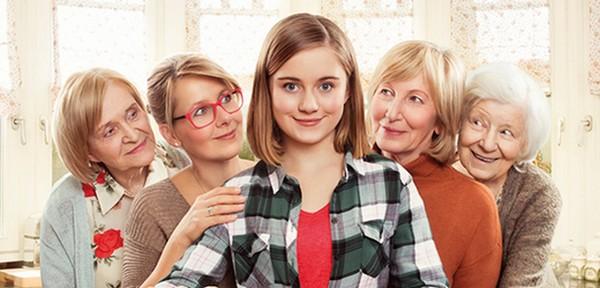 Reklama na olej Lukana, kde figurují různé generace jedné rodiny, vyhrála