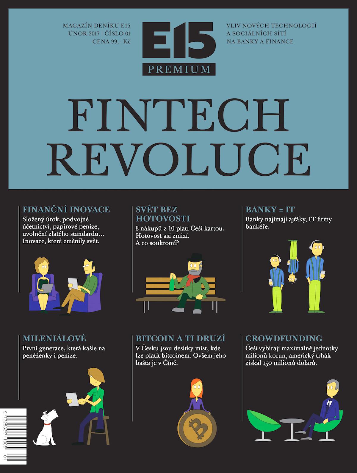E15 Premium: Fintech revoluce