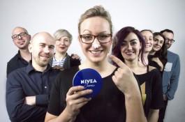 Nivea svěřila Etneteře Motion všechen digitál
