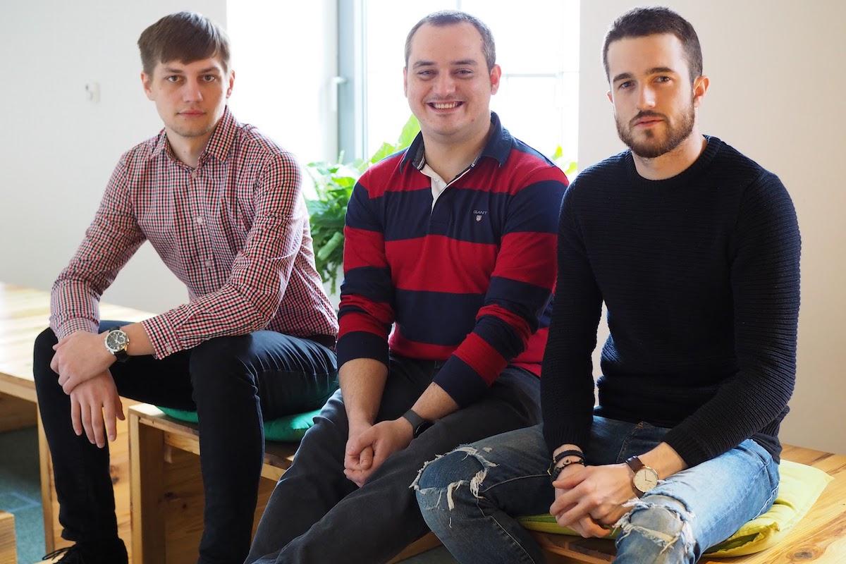 František Florián, Daniel Kříž a Michal Kotek