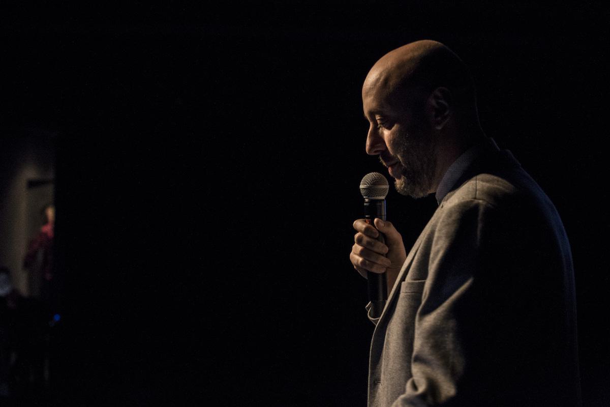 Gilbert Grant. Foto: Filip Gyore