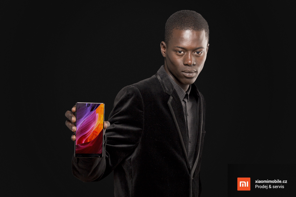 Kampaň prodejce mobilů Xiaomi
