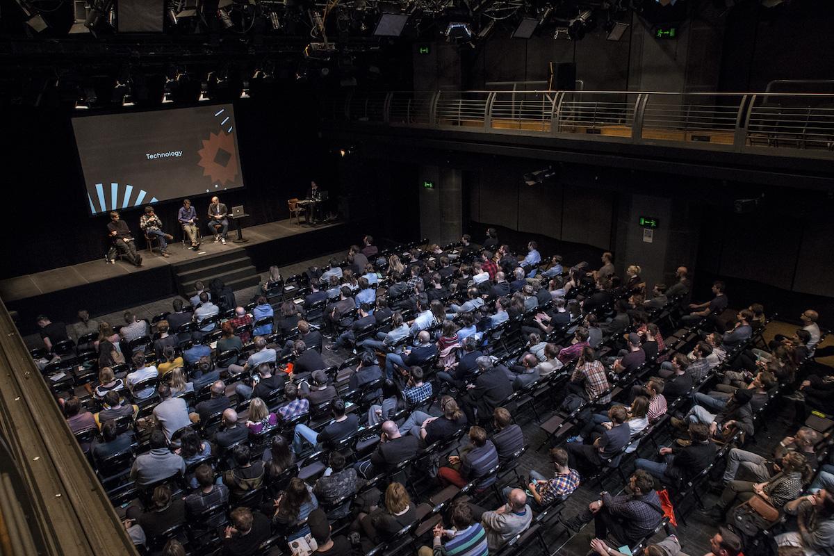 Druhý ročník festivalu Mouvo přilákal do divadla Archa pět set lidí. Foto: Filip Gyore