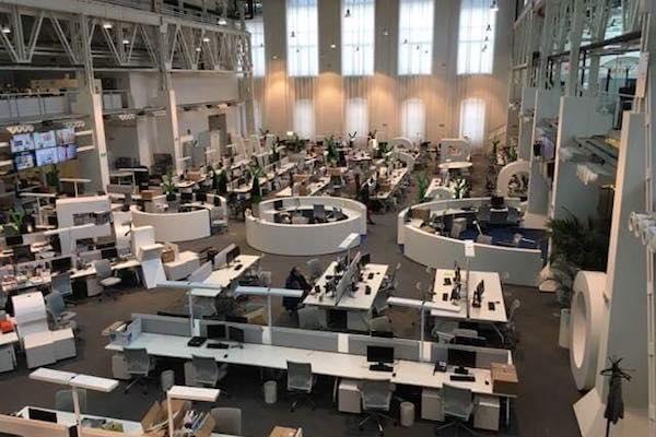 Economia přestavěla velín newsroomu