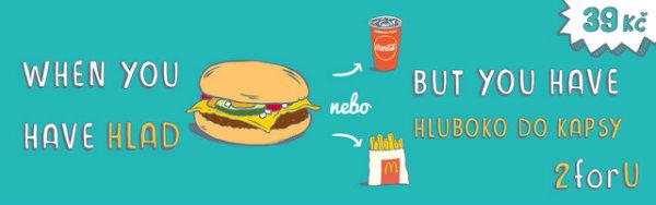 McDonald's v nové kampani reaguje na virálně šířené memy