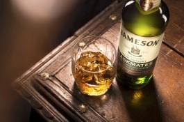 Jameson pořádá na svatého Patrika tour po Praze