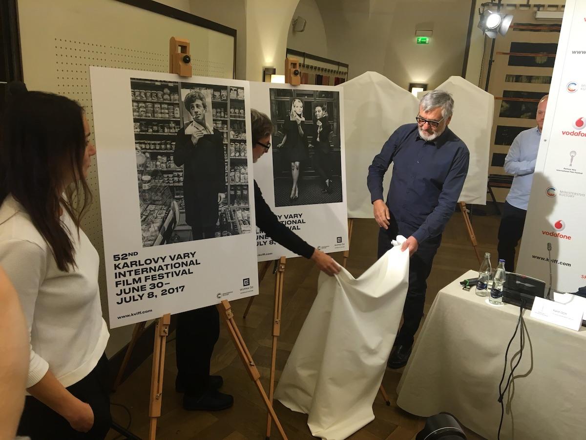 Odhalení letošních plakátů varského festivalu