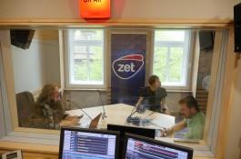 Rádio Zet se přesunulo do nového studia