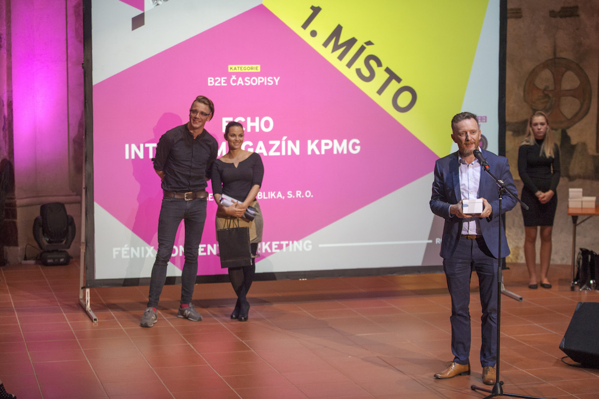 Marketingový tým KPMG