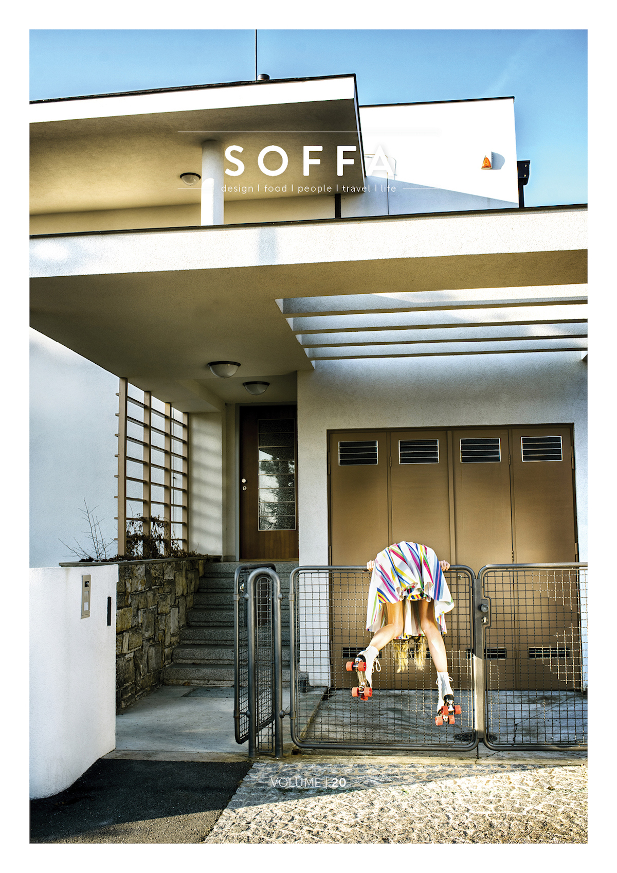 Aktuální vydání časopisu Soffa