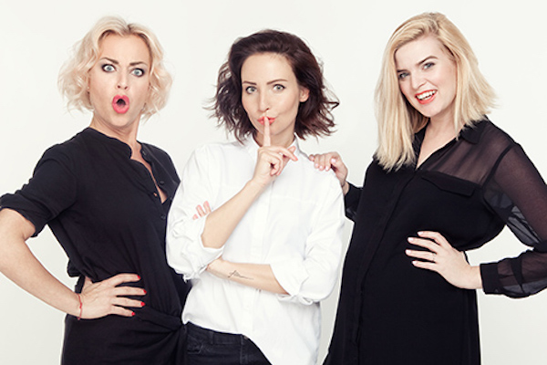 Trio 3v1 bude mít večerní show na Evropě 2