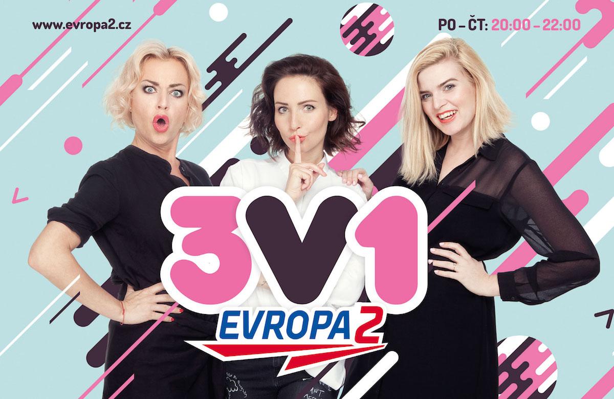 3v1 na Evropě 2
